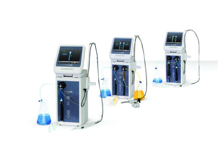 Microlab 600 Dispenser 分配器