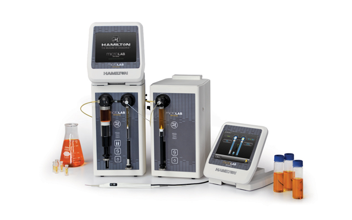 Microlab 600 Diluter/Dispensers<br /> 稀釋器及分配器
