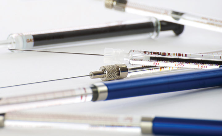 Syringes<br /> 注射針