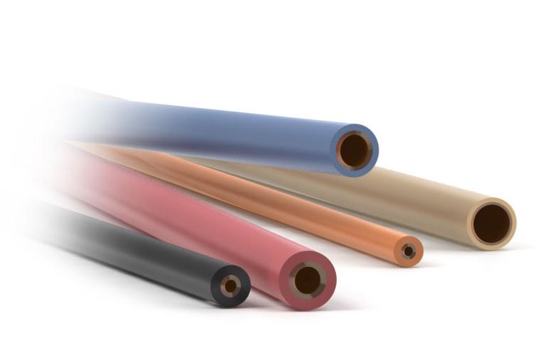 High Pressure Tubing 高壓管 - PEEKsil™ 管