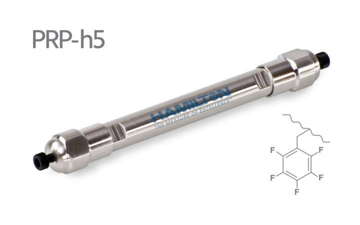 Polymer Packings PRP-h5 HPLC逆向層析管柱